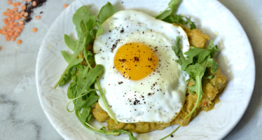 A fast, make ahead nutritious brunch recipe with a kick
